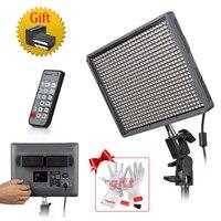 Aputure HR672W LED Video Light Studio Camera Photo Lamp 5500K 45W Wireless Remote Control For Canon