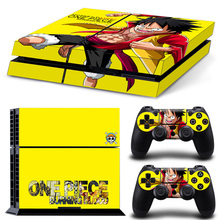 One Piece PS4 Skin Sticker Decal Cover
