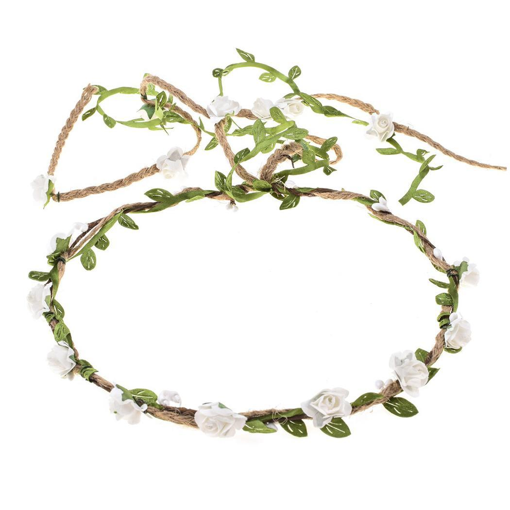New Women Headdress Hair Wreath Wedding Decoration Accessories Gift