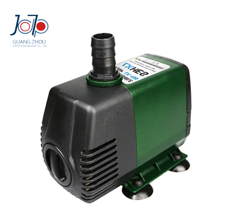 LX-107 High Quality 50W Fish Tank Submersible Fishpond Circulating Pump Filter Pump Mini Suction Pump Small Change Water Pump lx pump ea320 ea350 pump wet end pump body