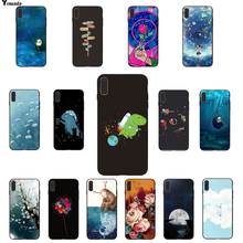 Yinuoda should stay should Stranger Things TPU Soft Silicone Phone Case for iPhone X XS MAX  6 6s 7 7plus 8 8Plus 5 5S SE XR yinuoda stranger things custom photo soft phone case for iphone x xs max 6 6s 7 7plus 8 8plus 5 5s se xr 11 11pro max