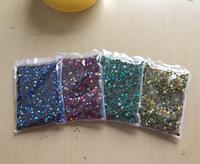 4bags mixed color ab ss20 crystal hot fix stones DMC Crystal Glass Strass Rhinestones wedding dress decoration