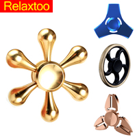 Batman UFO Hand Spinner Metal Fidget Wheel Crab Spiner Toys Handspinner Relief Anti Stress bored Figet Finger Spinners Gift