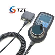 NVMPG CNC Manual Pulse Generator MPG 6 Axis Coordinates Display Handwheel RJ45 Port with USB MACH3 Interface Board