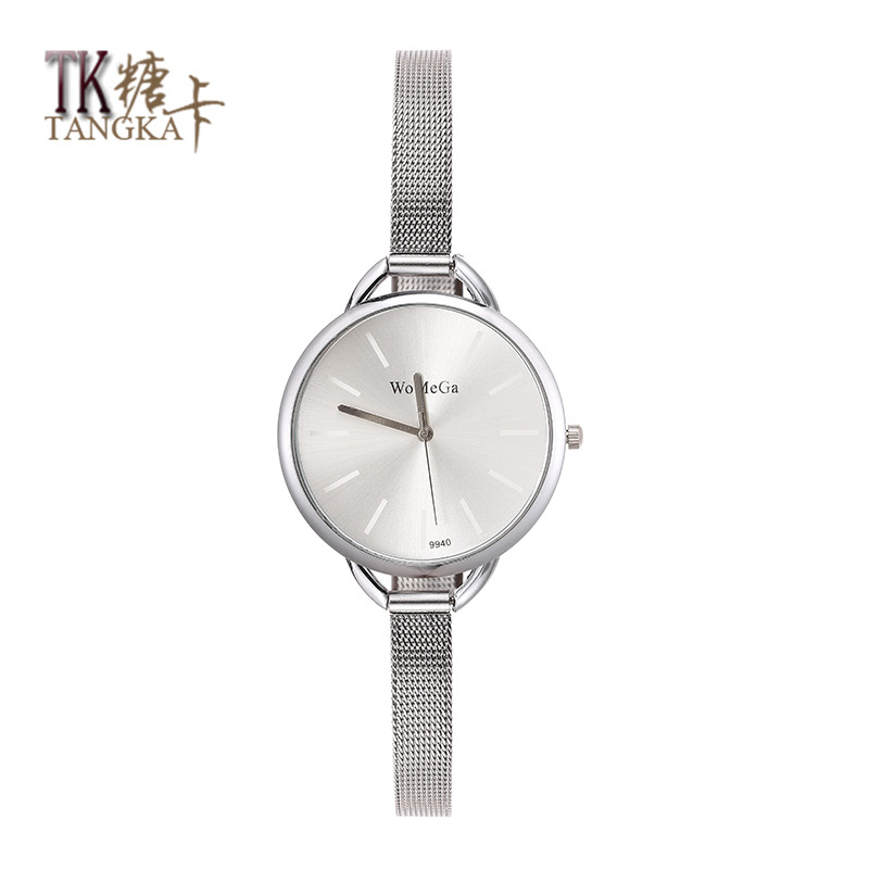 2017 new fashion luxury brand watches women bracelet watch quartz watch pin buckle stainless steel strap все цены