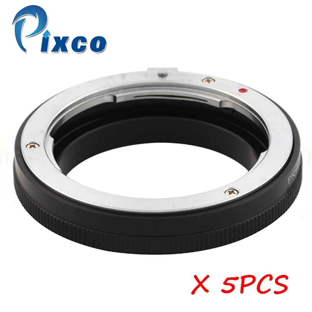 5 pièces de Pixco PK-MA, macro Pour Pentax PK lens pour convient à Minolta MA Caméra adaptateur de montage non optique en verre