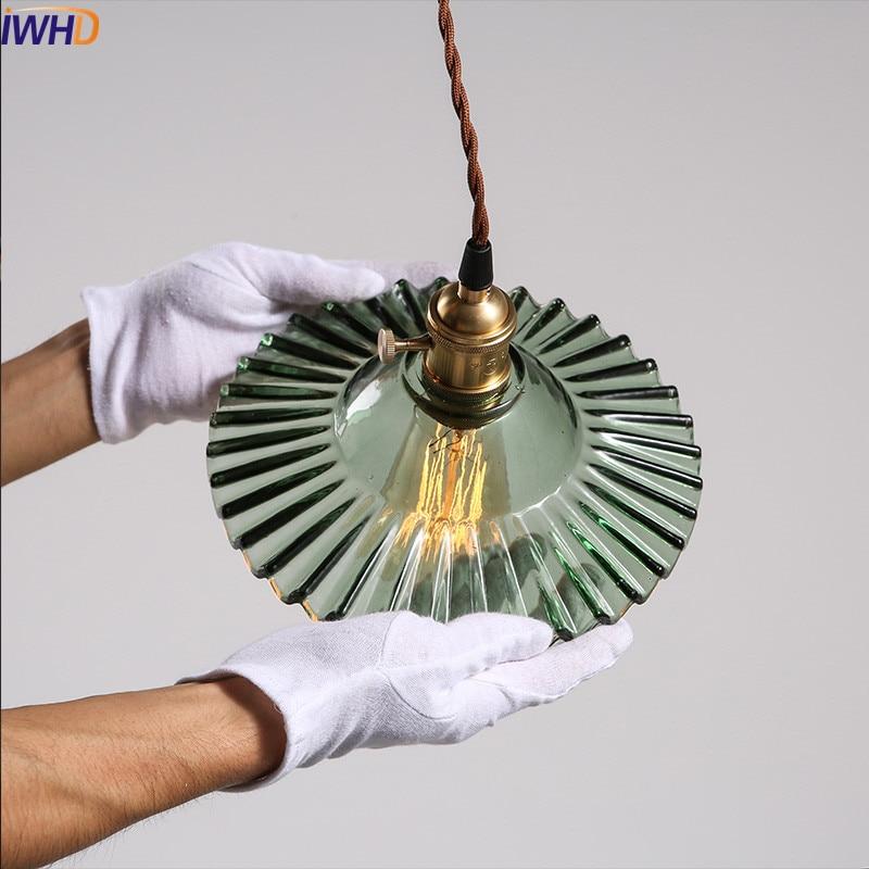 IWHD Γυαλί Σοφίτα Style Βιομηχανική - Εσωτερικός φωτισμός - Φωτογραφία 3