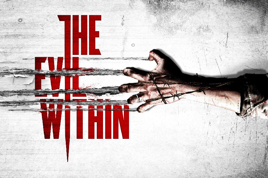 DIY frame The Survival Horror Game Poster The Within Fabric Silk Poster Print Great Pictures On The Wall