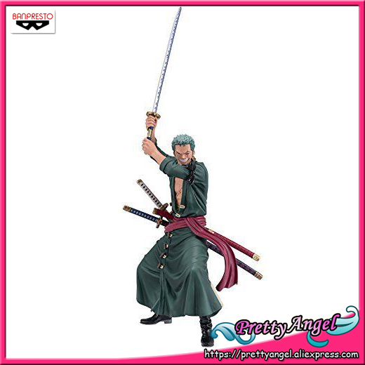 PrettyAngel Genuine Banpresto Kenshi No Setsuna Swordsmen
