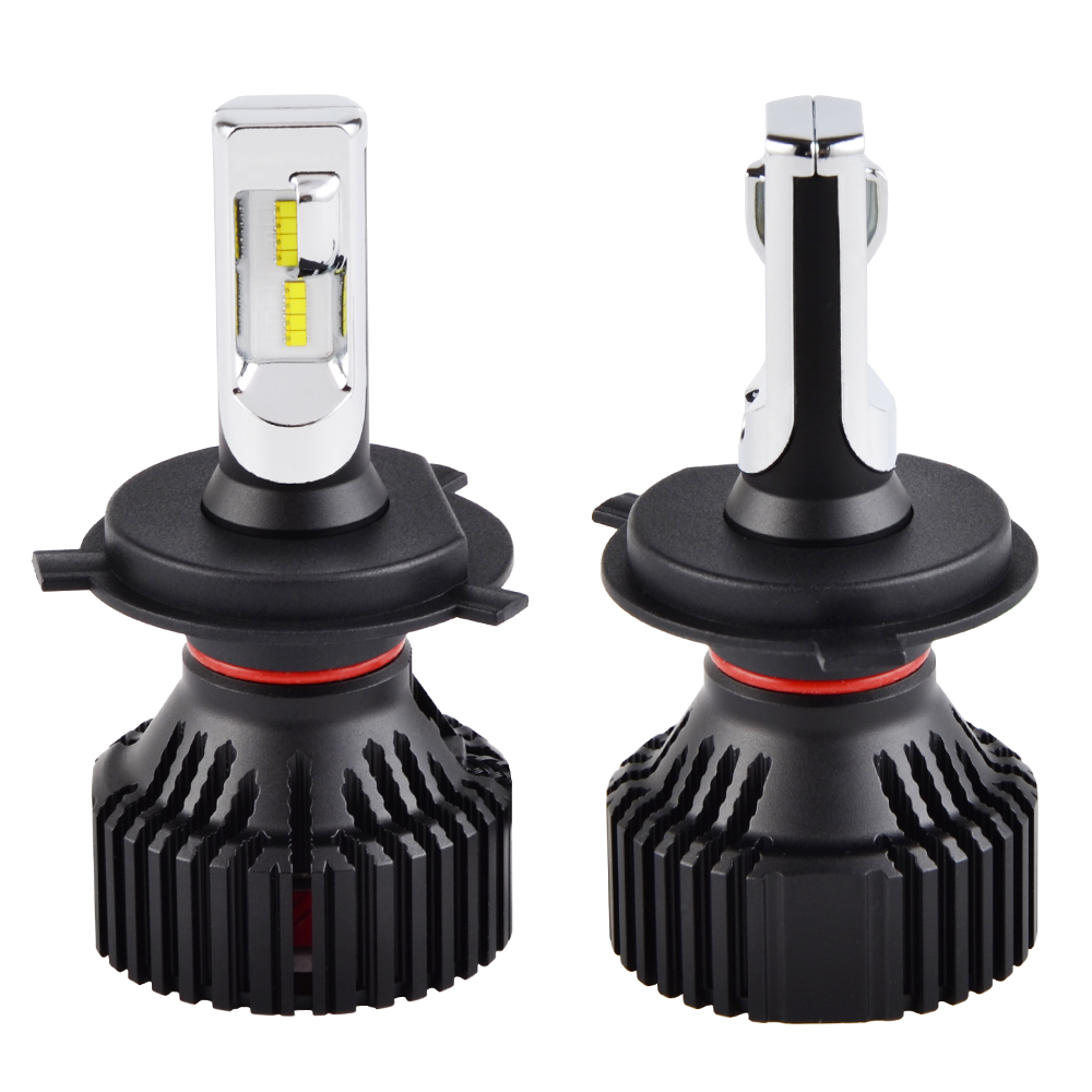 2 PCS Car Headlight For Toyota MR2 Spyder 2001 2002 Hi Low Beam 6500K Super White Bulbs in Car Headlight Bulbs LED from Automobiles Motorcycles