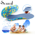 Soumit Orthotic Gel High Arch Support Kid Insole Absorb Shock Full Length Children Insoles Footbed for Reducing Foot Pain