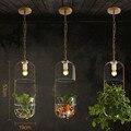 Pastoral Lustre Moderno E Minimalista Restaurante Criativo Ecológicos Sala de Estudo de Cabeceira com Água para Fábrica De Vidro Lustre