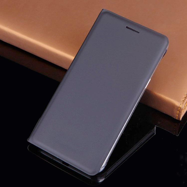 Samsung Galaxy J3 2016 J320 J320F J320H J300 Üçün İncə Dəri - Cib telefonu aksesuarları və hissələri - Fotoqrafiya 6