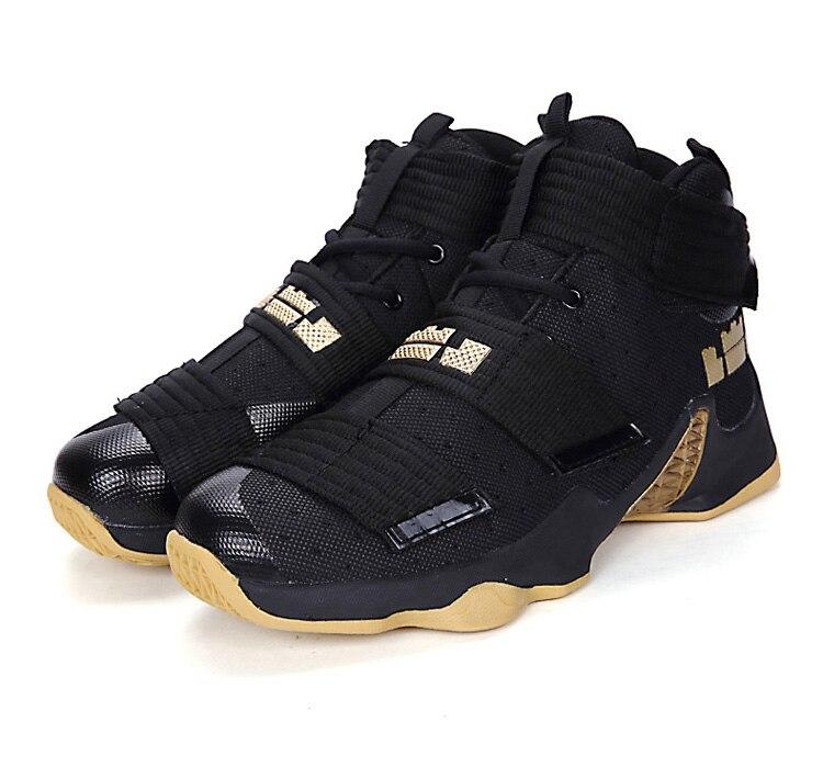 af521605b69 Concrete Floor High Outdoor Basketball Shoes Men Kids Cheap Couple ...