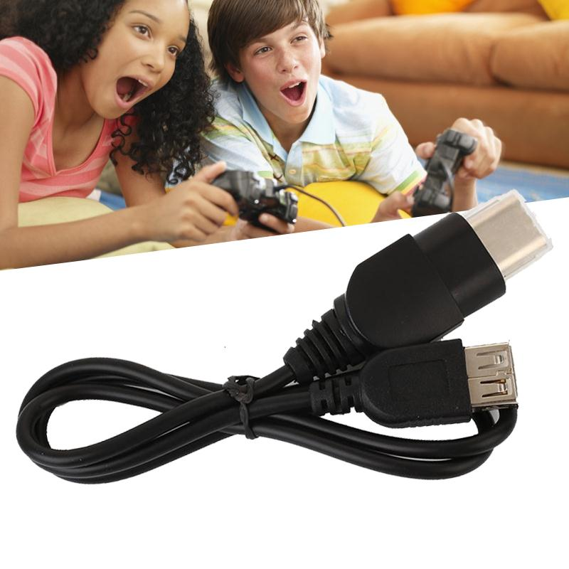 Gasky Control Pad Controller to PC USB Adapter Converter Cable Cord Wire For Xbox Game Video Game Console Gaming Boy Gift Cables