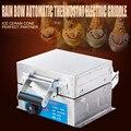 1 шт. 220В 920 Вт коммерческий конус мороженого сушилка для выпечки хрустящее мороженое конус мороженое яйцо рулон кожи вафельница