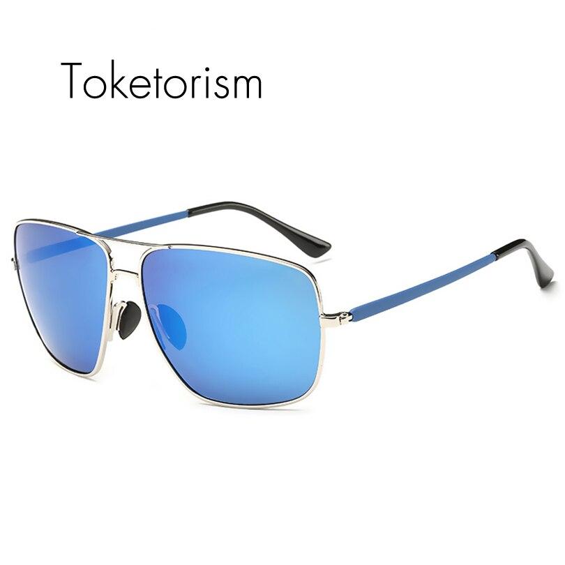 b50dc8dde Toketorism praça de Grandes Dimensões óculos de sol polarizados para homens  mulheres dirigindo sonnenbrille 023A