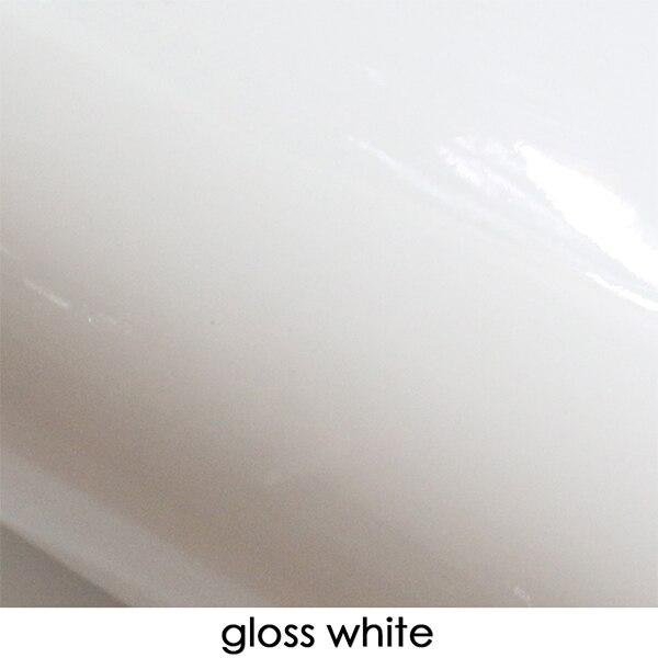 2x автомобиль Стайлинг гоночная решетка двери боковые полосы юбка тела Наклейка для MINI Cooper R50 R52 R53 R56 F56 R60 аксессуары - Название цвета: Gloss White
