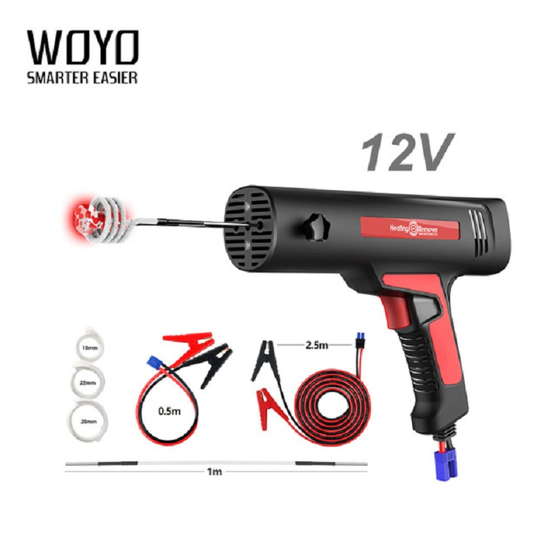 WOYO Mini Induction Heater Bolt Remover Tool For Car Repair Remove Rusted Frozen Corrosive Bolt Car Tools For Auto Repair цена