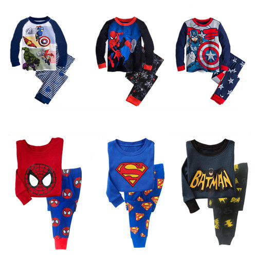 Hot Sell High quality Autumn new Baby boy tracksuit set Cars boys pyjamas sets cotton T-shirt+pants 2pcs sets long sleeve