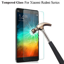 Tempered Glass For Xiaomi Redmi 4A Note 3 Pro Prime 2 For Redmi 3S 3 Pro 2 For Xiaomi Mi4 Mi4C Mi4S Mi5 Screen Protector Film(China)