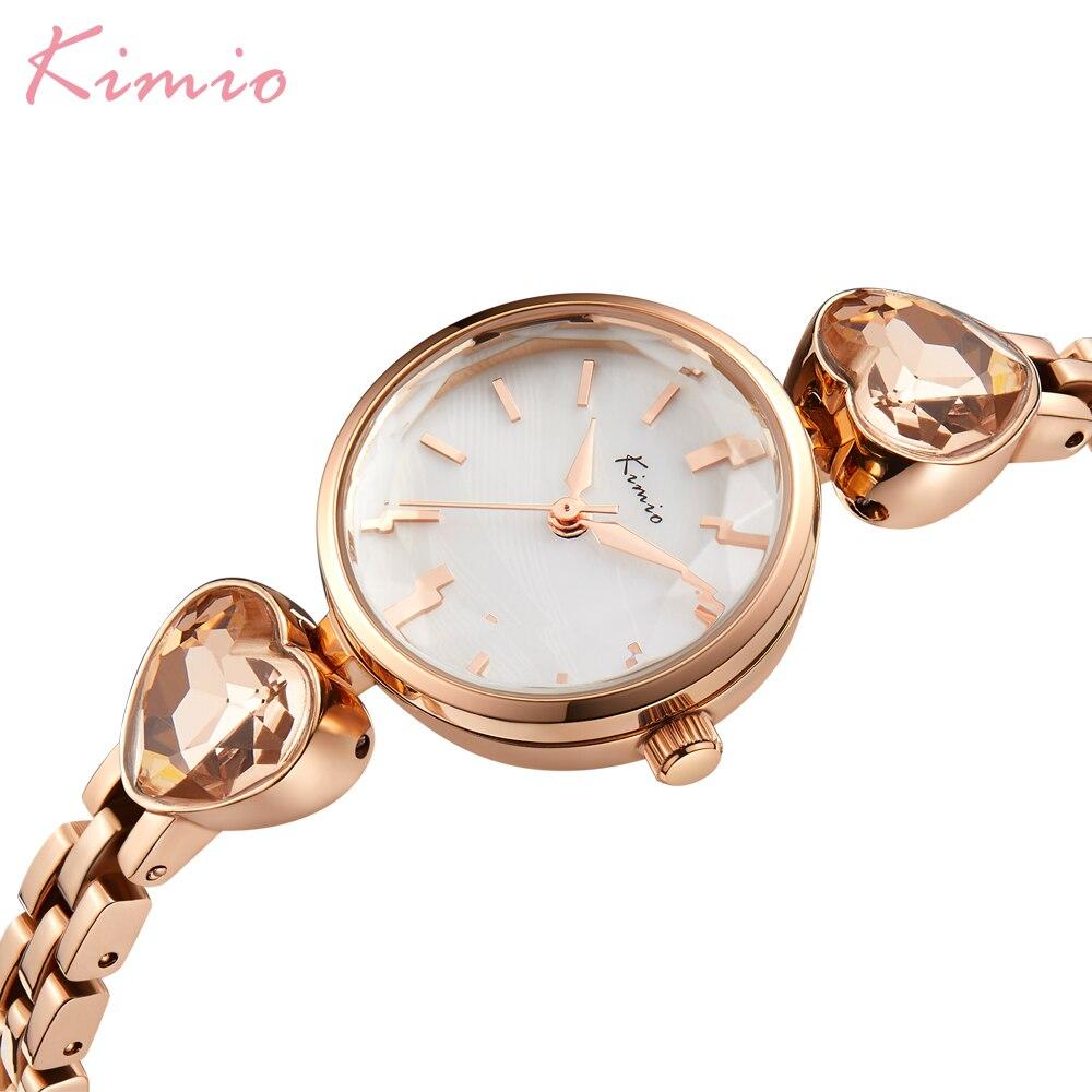Kimio Luxury Brand Fashion Dress Әйелдер Сағат - Әйелдер сағаттары - фото 2