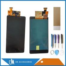 Ограниченное предложение Черно-белый цвет для Экран Мощность пять Мощность 5 Мощность пять Pro Мощность 5 Pro ЖК-дисплей Дисплей + Сенсорный экран с инструментами лента 1 шт./лот