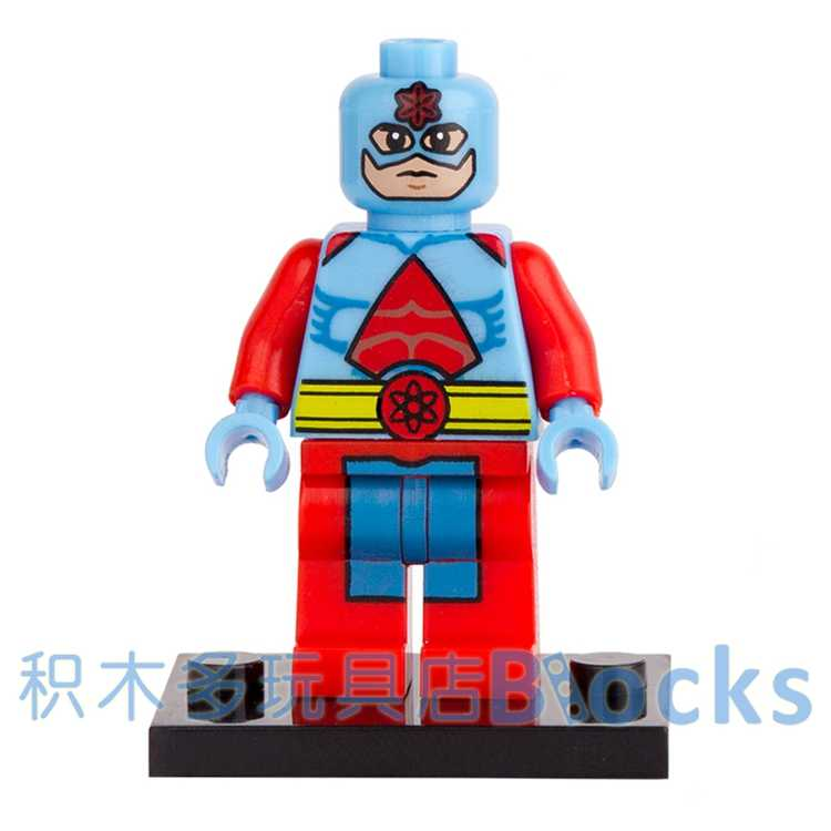 Singola Vendita L' Atom Lupo Spider-Man Marvel Avengers Super Heroes minifig assemblare Blocchi di Costruzione di Giocattoli Regalo