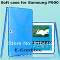 Fashion Anti-Skid X Line soft Silicone TPU Gel Case Back Cover Skin Shell for Samsung Galaxy Note Pro 12.2 P900 P901 P905