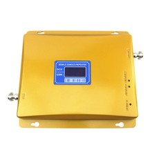 Dual frequency GSM DCS relay 900 1800Mhz mobile phone signal charger amplifier room separa