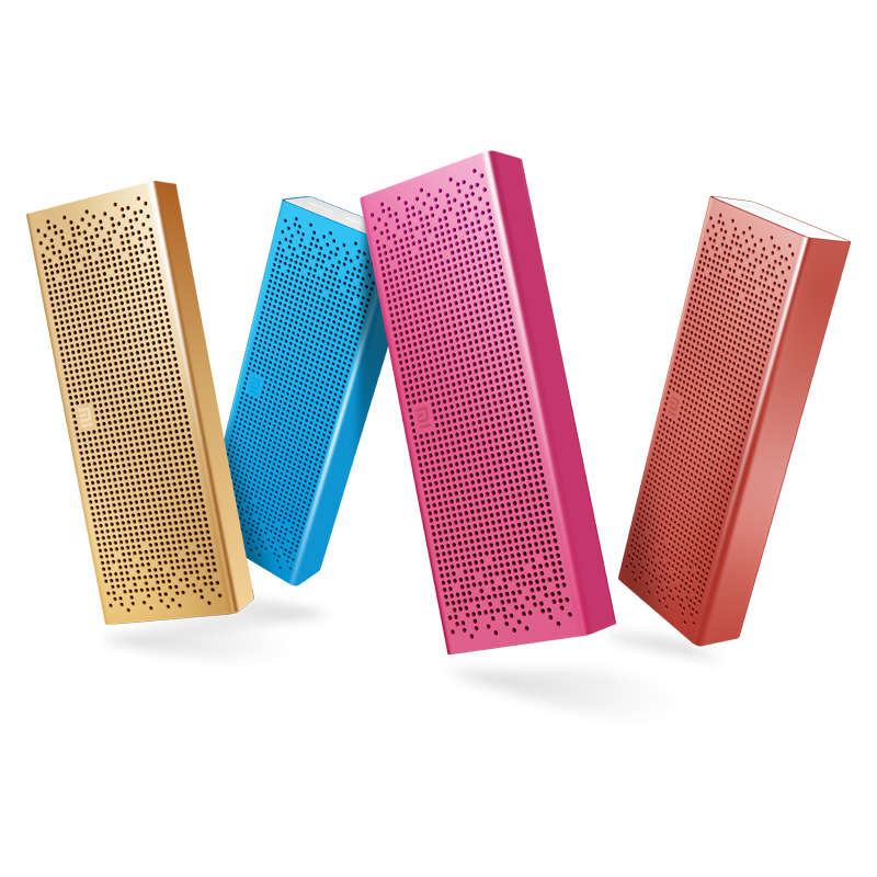Original Xiaomi Bluetooth 4.0 Speaker Wireless Portable Stereo Mini SoundBox Square Box loudspeaker for Smartphone Computer цена