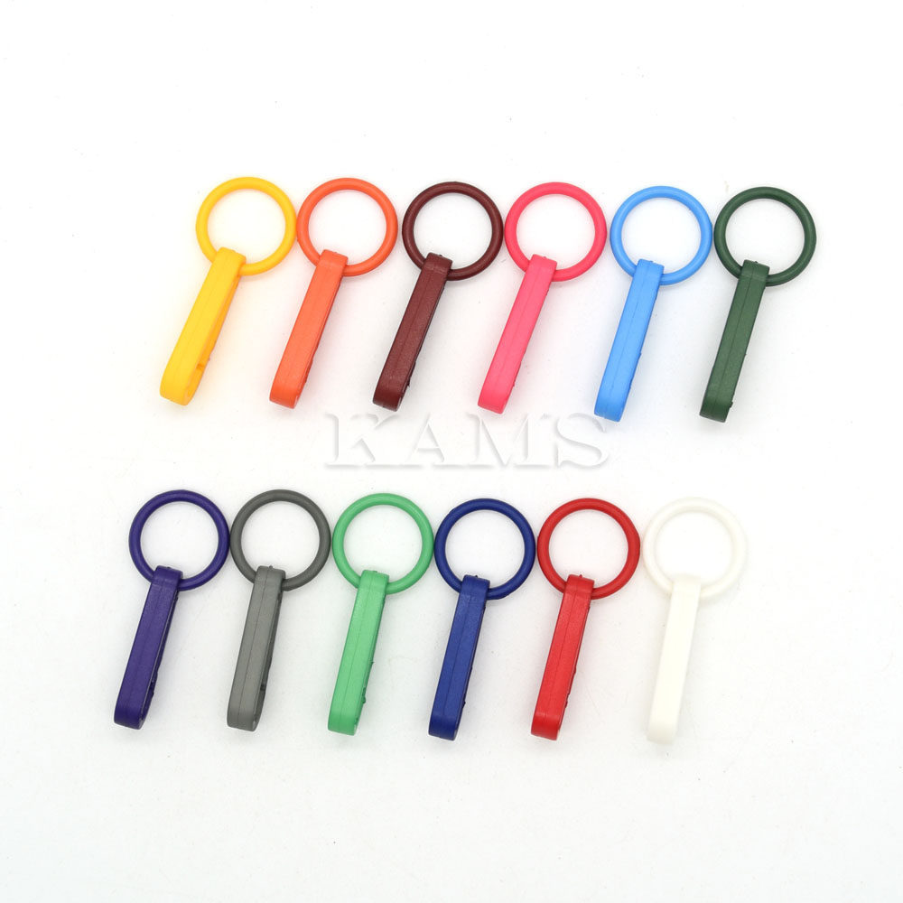 ... Mini carabiner backpack paracord strap hooks M-081. US  9.50. 120pcs  Colorful Gloves Hook Plastic Buckles Snap Hook With O-Ring Used For Shower  Curtains 3c3ce899b6846