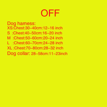 OFF 1-6 OFF 1(harness) OFF 2(harness+leash) OFF 3(collar+leash) OFF 4(harness+collar+leash) OFF 5(collar) OFF 6(leash) cheap DogFad Harnesses Basic Halter Harnesses CN(Origin) Nylon Dogs All seasons Letter Personalized
