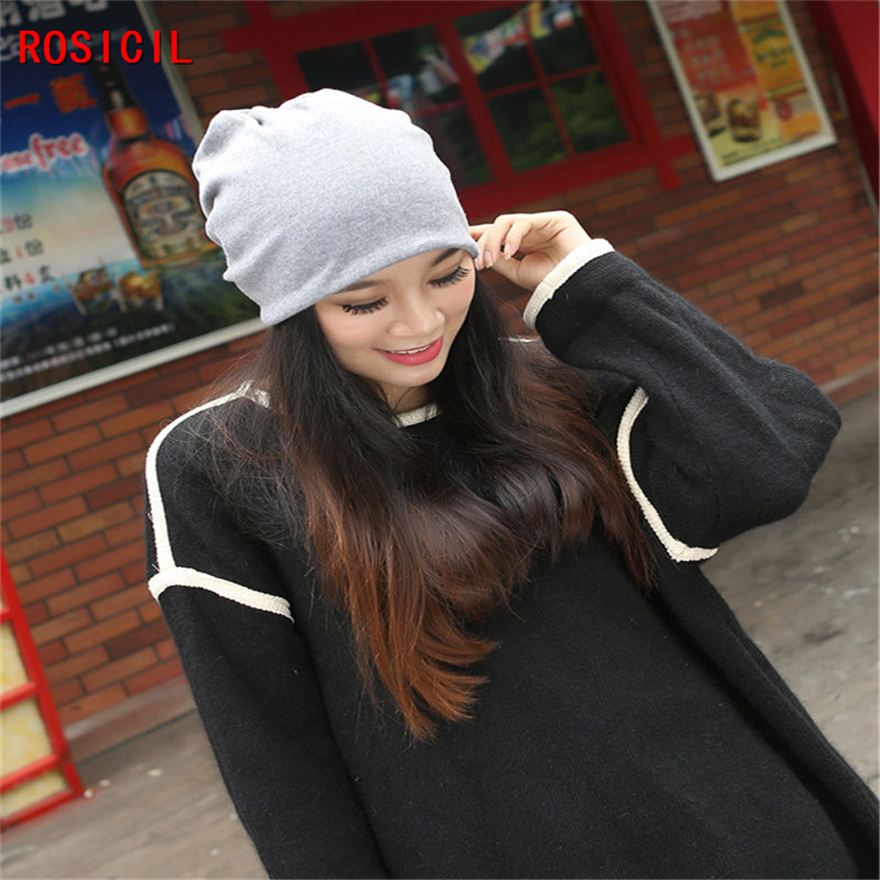 2017 High Quality Warm cotton Caps Knitted Beanies Hat Infinity Scarf Winter Skullies Cap For Woman and Men men s skullies winter wool knitted hat outdoor warm casual solid caps for men caps hats