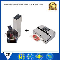 Kitchen Tools 1 Set Vacuum Food Processor Sealer Sous Vide Slow Cook Mahince Immersion Cooker Household