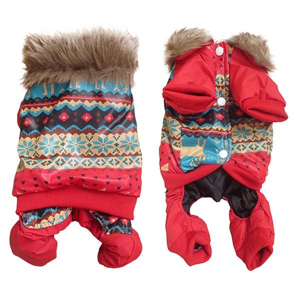Κουτάβι Χειμερινά παλτά Σκύλος - Προϊόντα κατοικίδιων ζώων
