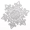 Cutting Dies Snowflake Christmas Metal Cutting Dies Stencils for DIY Die Cut Stencil Decorative Scrapbooking Craft