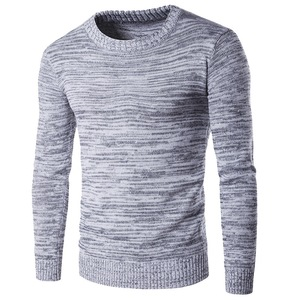 2019 New Man Knitwear Autumn Winter Fash