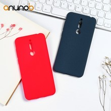Lembut TPU Matte Case untuk Meizu M6T 15 Lite M3 M5 M8 M9 Catatan 16X MX5 Pro 7 Plus Logam meilan MX6 Mini M6s 16 Note 8 9 Case Cover(China)