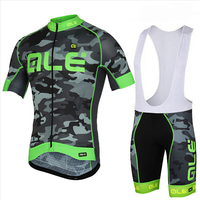 NEW Malciko Team Ale Cycling Jersey Sets MTB Bike Bicycle Breathable Shorts Clothing Ropa Ciclismo