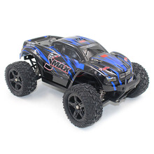 RC Car Monster Dirt Bike 1/16 2.4G 4WD Brushed Off-Road High Speed Remote Control Car Toys With Transmitter RTR 1631 VS S911 5