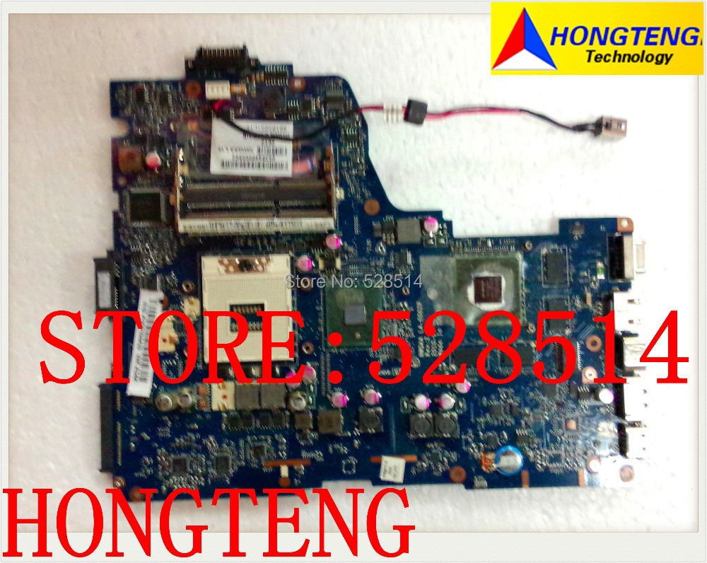 original NWQAA LA-6062P for Toshiba satellite A660 A665 laptop motherboard K000104430 fully tested and 45days warranty