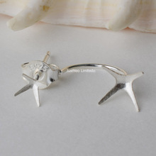 sterling silver earring wire hooks and