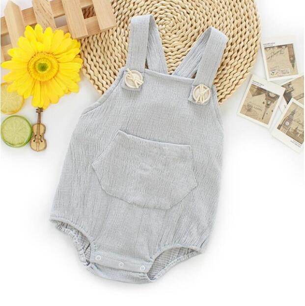 HTB1Bf3IaET1gK0jSZFhq6yAtVXaB New 2019 Baby Knitting Rompers Cute Overalls Newborn Baby Boys Clothes Infantil Baby Girl Boy Sleeveless Romper Jumpsuit 0-24M