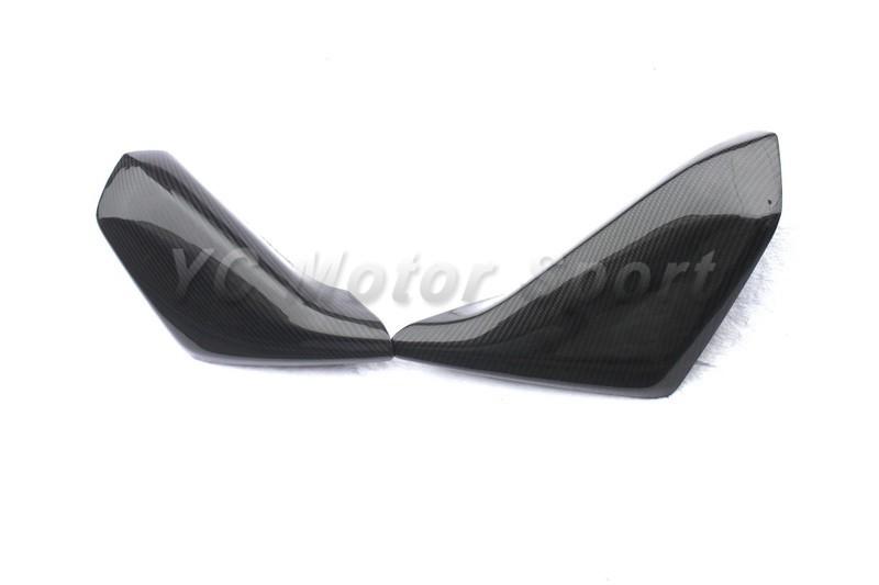 2010-2011 Chevrolet Camaro Mirror Cover Cap CF (1)