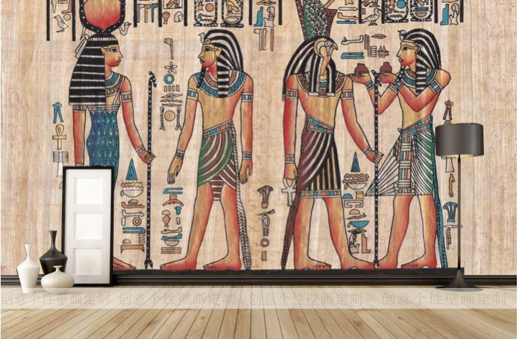 for Egyptian wallpaper mural
