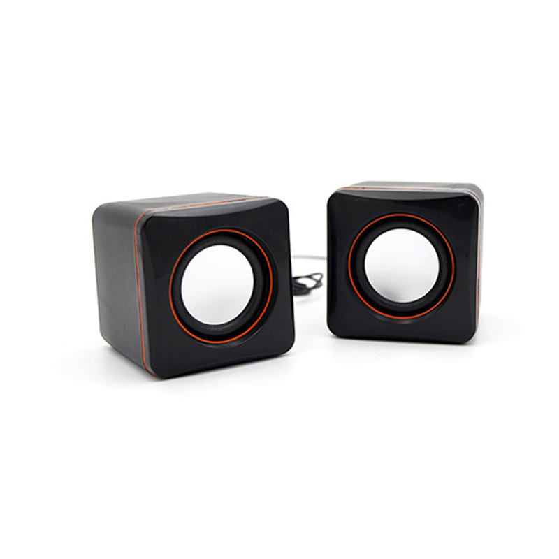 USB notebook speaker computer speaker subwoofer audio mini speaker and product 02 Sport Earphone Wired Control Headset PTE