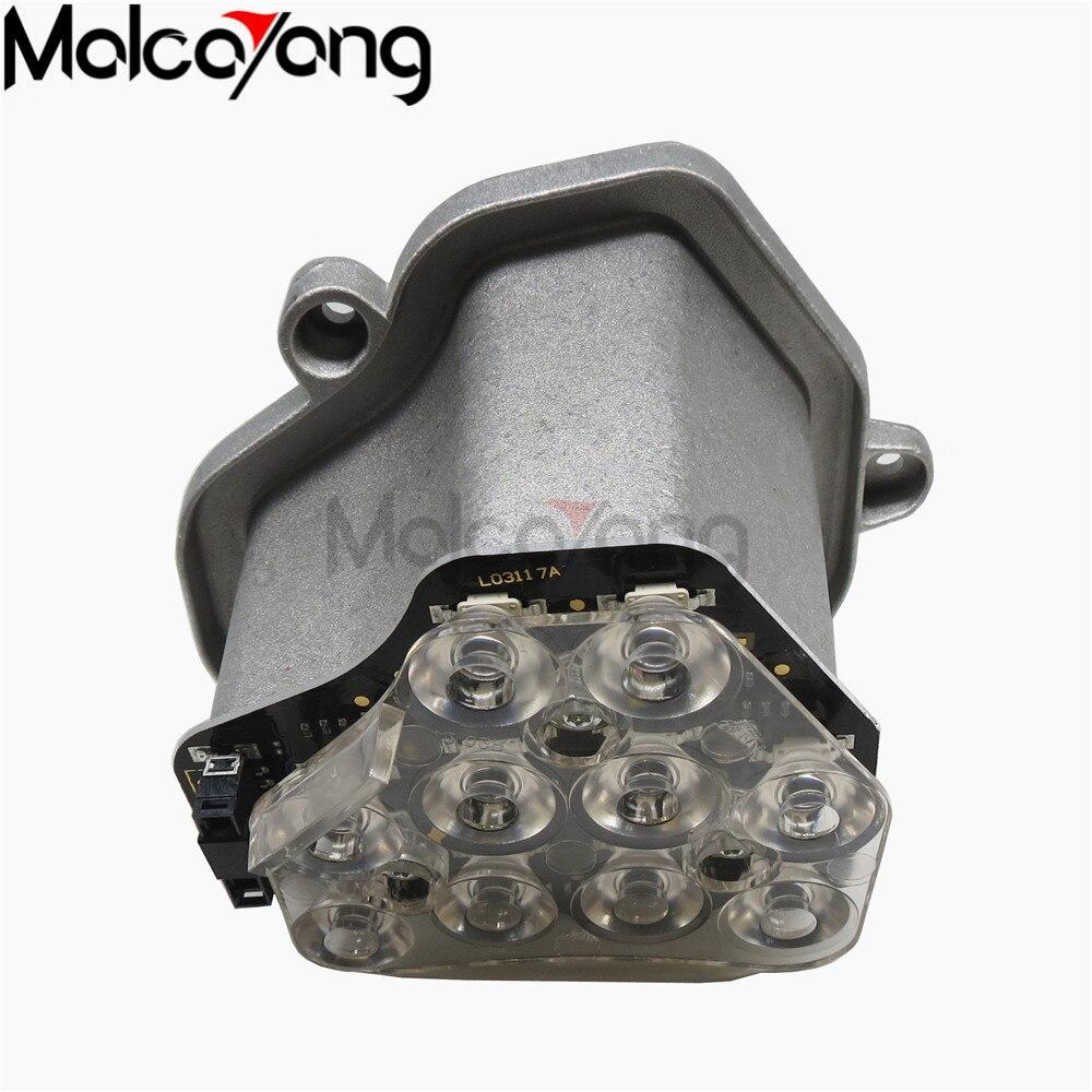 Car Accessories LED Halo Headlight Control Unit For BMW 5 Series F10 F11 2010-2013 Bi-Xenon LED module For indicator Right led halo projctor headlight for