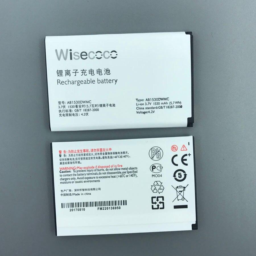 2017 la NOUVELLE production 1530 mAh AB1530DWMC Batterie Pour PHILIPS X525/W626 X806 X331 X518 CTX331 XCT518Smartphone Avec Numéro De Suivi