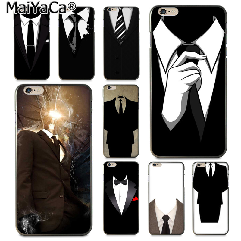 MaiYaCa Anonymous a man with business suit Newest phone <font><b>Case</b></font> for Apple <font><b>iphone</b></font> 11 pro8 <font><b>7</b></font> 66S <font><b>Plus</b></font> X 5S <font><b>SEXS</b></font> XR XS MAX image
